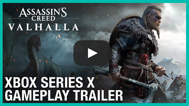 All Games Delta Assassin S Creed Valhalla First Look Gameplay Trailer