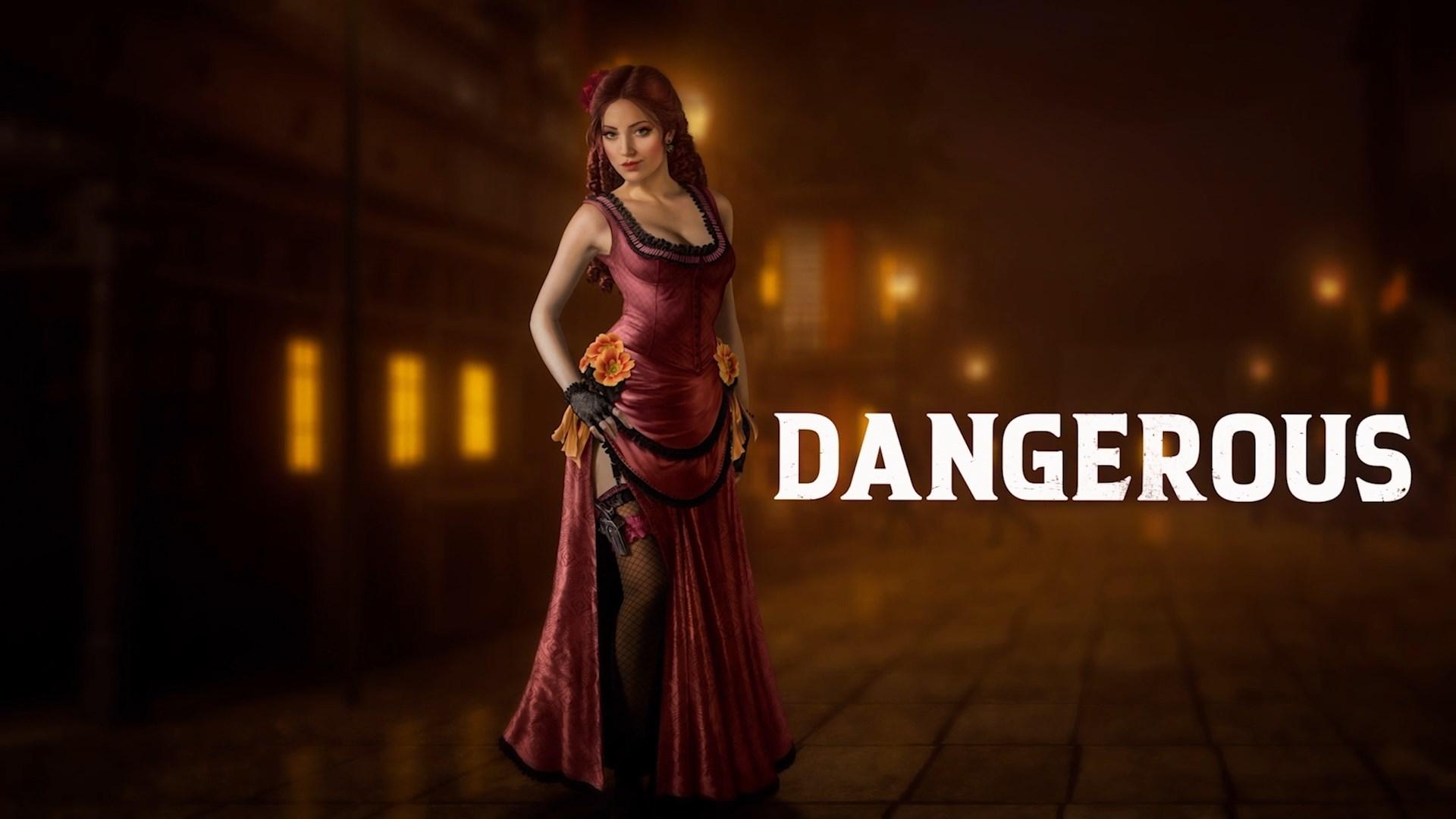All Games Delta Desperados Iii Kate O Hara Trailer