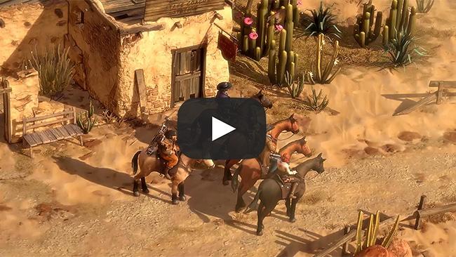 All Games Delta Desperados Iii Overview Trailer